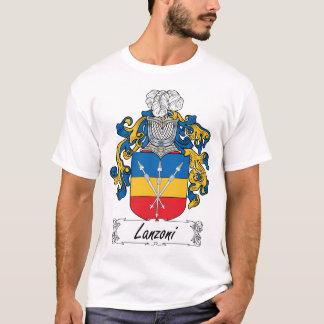 Camiseta Crista da família de Lanzoni