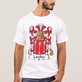 Camiseta Crista da família de Larcher