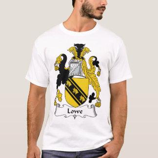 Camiseta Crista da família de Lowe