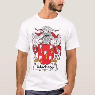 Camiseta Crista da família de Machado