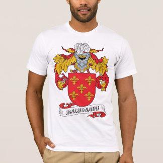 Camiseta Crista da família de Maldonado