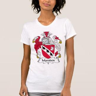 Camiseta Crista da família de Marsden