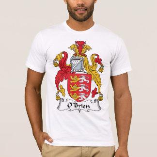Camiseta Crista da família de O'Brien