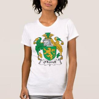 Camiseta Crista da família de O'Ferrell