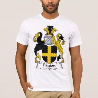Camiseta Crista da família de Payton