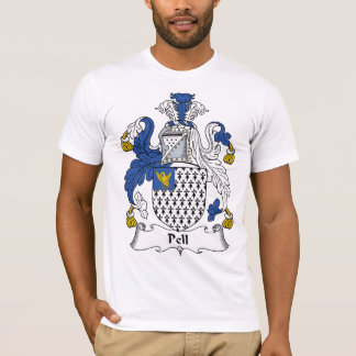 Camiseta Crista da família de Pell