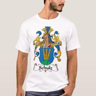 Camiseta Crista da família de Schulz