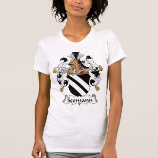 Camiseta Crista da família de Seemann