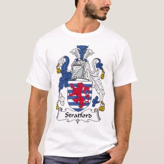 Camiseta Crista da família de Stratford