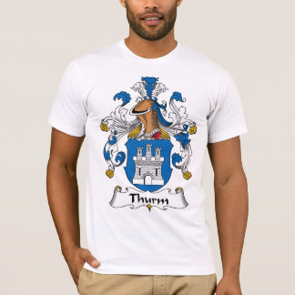 Camiseta Crista da família de Thurm