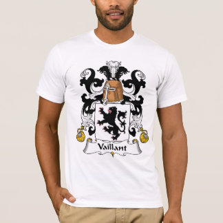 Camiseta Crista da família de Vaillant