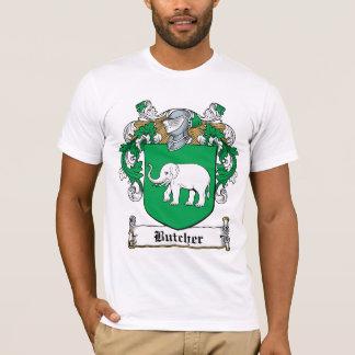 Camiseta Crista da família do carniceiro