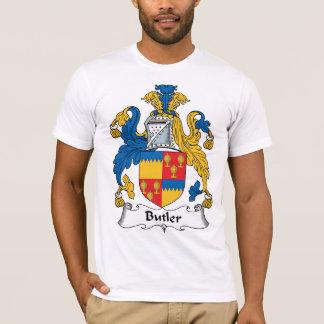 Camiseta Crista da família do mordomo