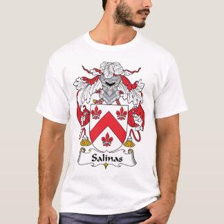 Camiseta Crista da família dos Salinas