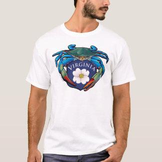 Camiseta Crista da flor do Dogwood de Virgínia do