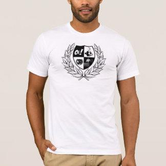Camiseta Crista da pele de Des Moines