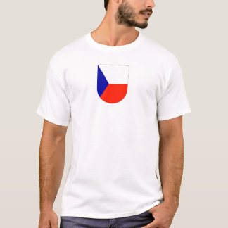 Camiseta Crista da república checa