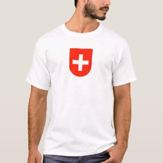 Camiseta Crista da suiça