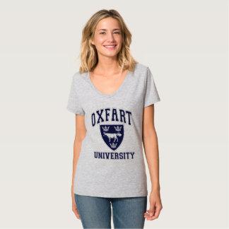 Camiseta Crista da universidade de Oxfart