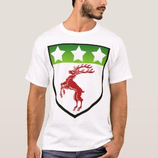 Camiseta Crista de Dougherty