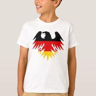 Camiseta Crista de Eagle do alemão