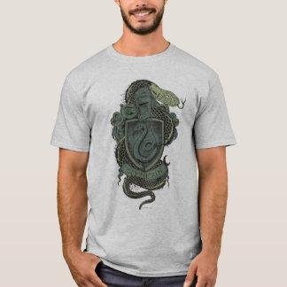 Camiseta Crista de Harry Potter | Slytherin