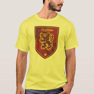 Camiseta Crista do orgulho da casa de Harry Potter |