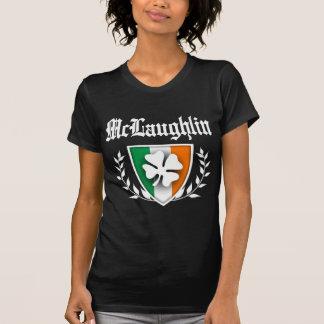 Camiseta Crista do trevo de McLaughlin