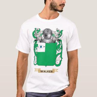Camiseta Crista escocesa da família do caminhante (brasão)