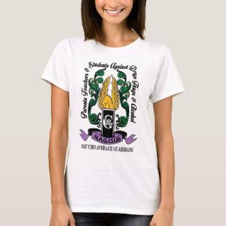 Camiseta Crista média dos guardiães de Not'Cho