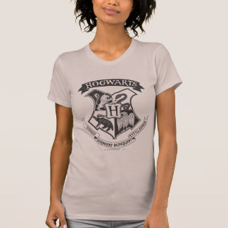 Camiseta Crista retro de Harry Potter | Hogwarts