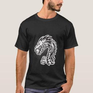 Camiseta Crista tribal do dragão