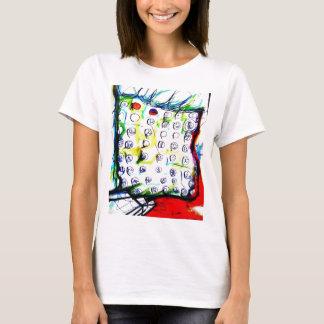 Camiseta Cristais do tempo e a sopa do quantum pela