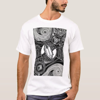 Camiseta Cristalografia