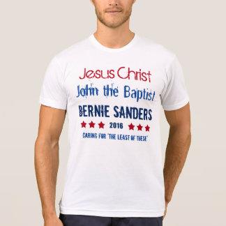 Camiseta Cristãos para máquinas de lixar de Bernie