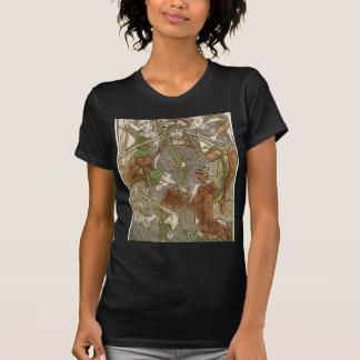Camiseta Cristo coroado com espinhos