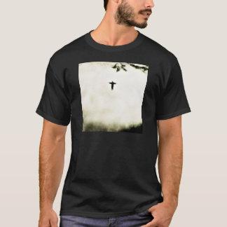 Camiseta Cristo Redentor nas nuvens