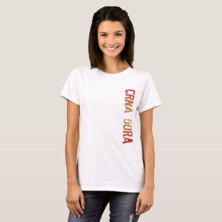 Camiseta Crna Gora (Montenegro)