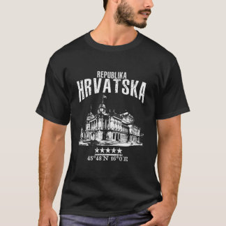 Camiseta Croatia