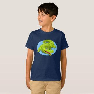 Camiseta Crocodilo amigável