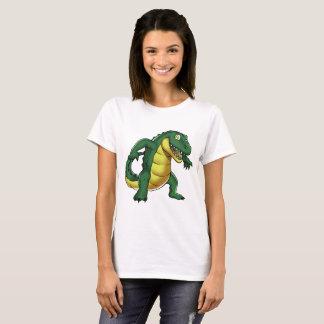 Camiseta Crocodilo doce