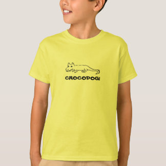 Camiseta crocodog, CROCODOG!