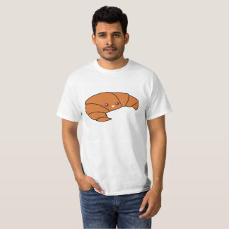 Camiseta Croissant feliz