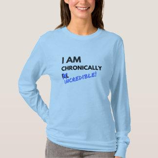 Camiseta Crônica incrível