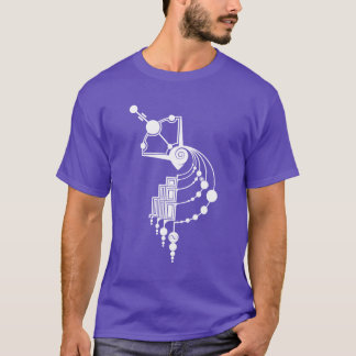 Camiseta Cropopelli frente e verso