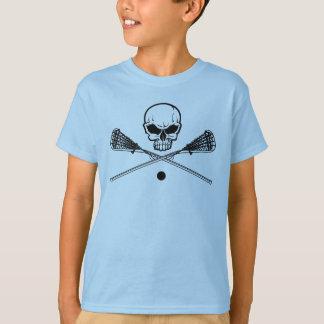 Camiseta Crossbones do Lacrosse