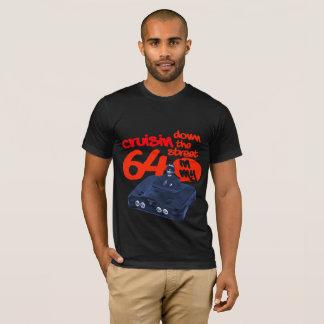 Camiseta Cruisin abaixo da rua nos meus 64
