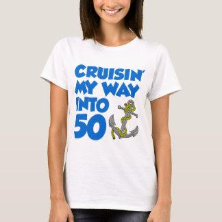 Camiseta Cruisin minha maneira em 50
