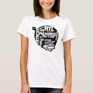 Camiseta Crunk para a roupa de Crunk/Crunkatlanta