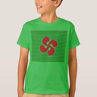 Camiseta Cruz Basca Marinheira